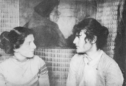 Image of Paula Becker and Clara Westhoff